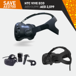 HTC Vive Eco Amazing Deal at Axiom