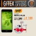 Gitex Hottest Offer on Huawei Nova 2 Plus Smartphone at Axiom