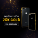Pre Order 24K Gold Plated iPhone 8 and 8+ at Axiom Online Store