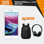 Apple iPhone 8 Plus 64GB Offer at Axiom