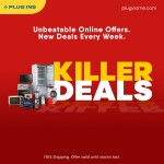 Electronics Products Killer Deals at Plug Ins Online Store