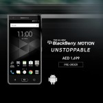 Pre Order BlackBerry Motion 32GB Dual Sim Smartphone at Axiom Online Store
