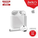 Apple AirPods Extended Gitex Offer at Jacky's Online Store
