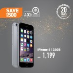 Apple iPhone 6 32GB Crazy Offer at Axiom