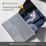 Microsoft Surface Pro Win10 Laptop Exclusive Offer at Sharaf DG