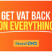 Get 5% VAT back on EVERYTHING