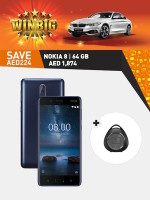 Nokia 8 best offer at Axiom