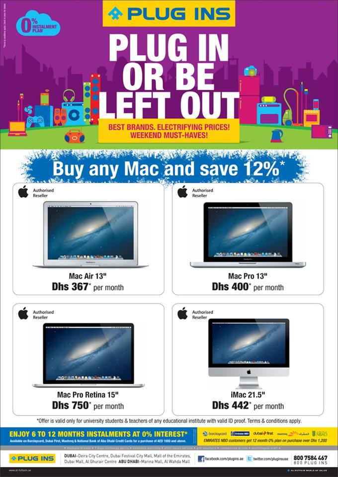 Apple MacBook Pro,Mac Book Air & iMac Deal -