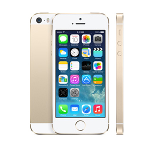 Apple iPhone 5S Smartphone 16GB Gold Deal at Sharaf DG Online Store -