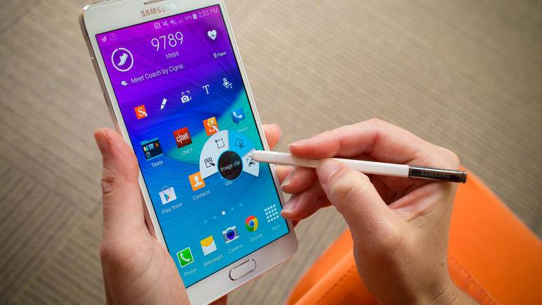 Samsung Galaxy Note 4 Great Deal at Sharaf DG Online Store -