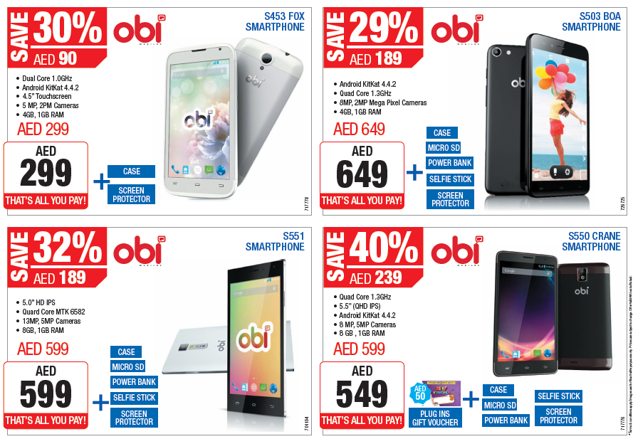 Obi Smartphones Deals At Plug Ins