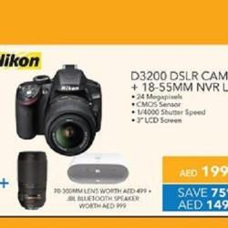 Nikon D3200 DSLR Camera price in Dubai UAE Archives -
