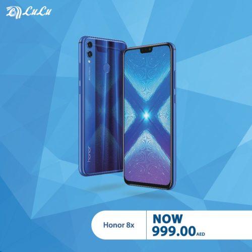 Honor 8X Smartphone Offer at LuLu Hypermarket -